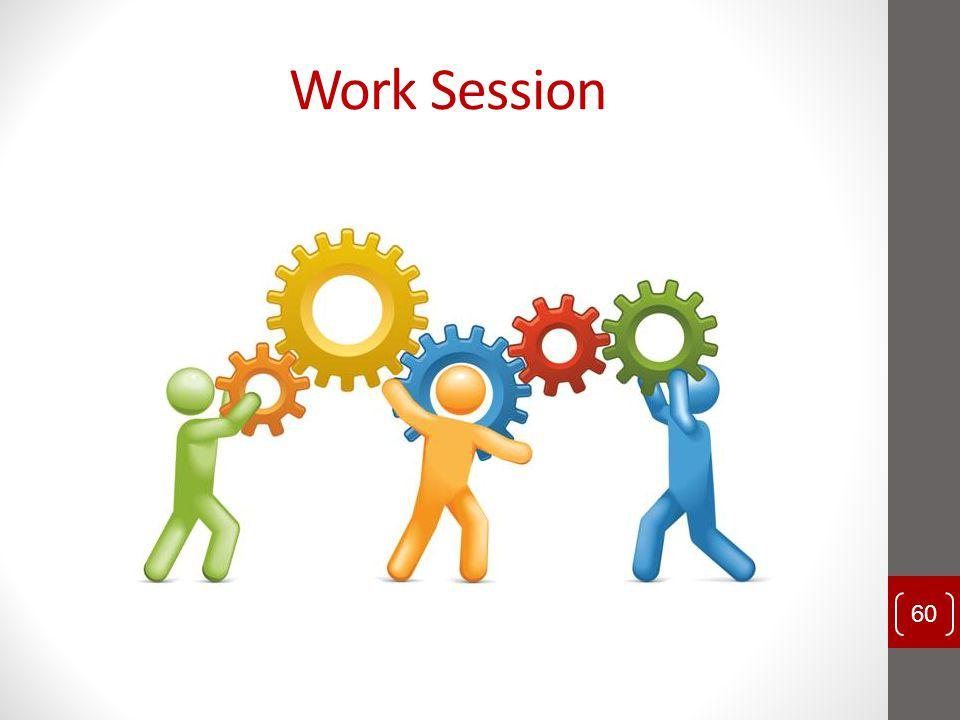 Work Session © 2009 Bill & Melinda Gates Foundation