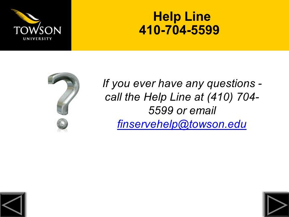 410-704-5599 Help Line.