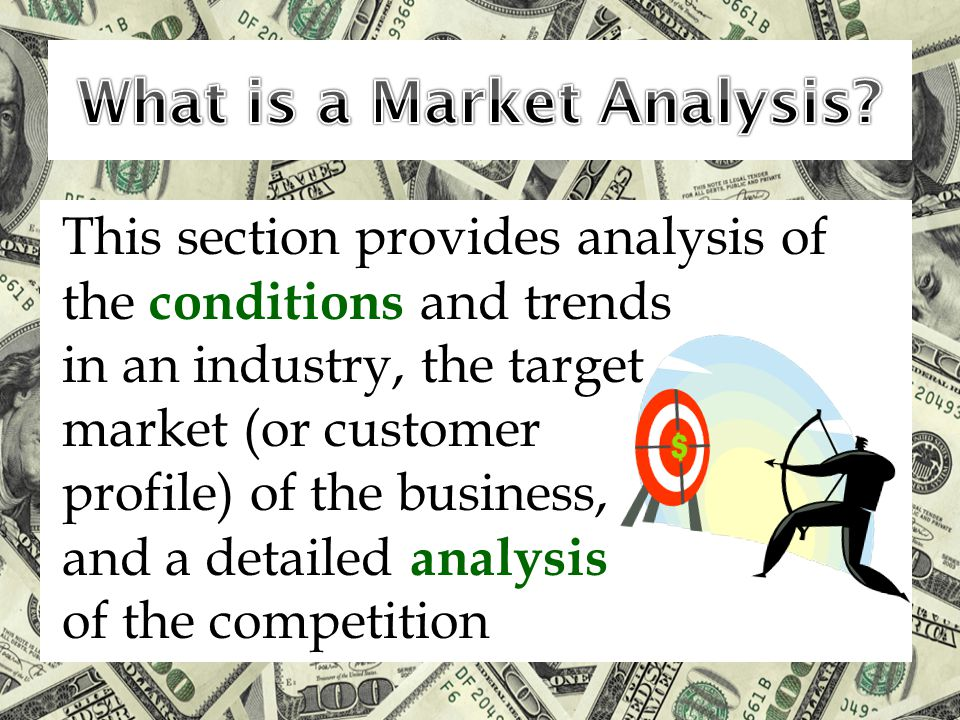 What is a Market Analysis
