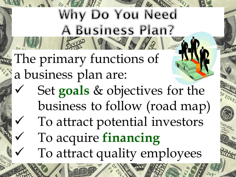 Why Do You Need A Business Plan