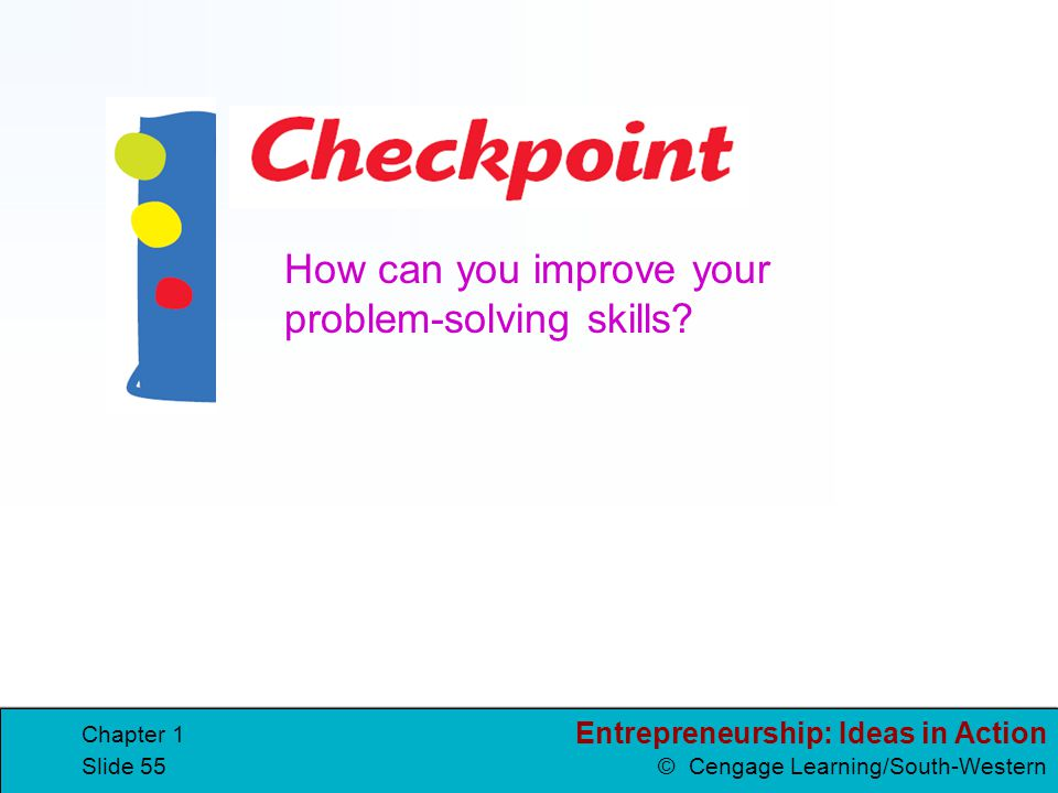 How can you improve your problem-solving skills