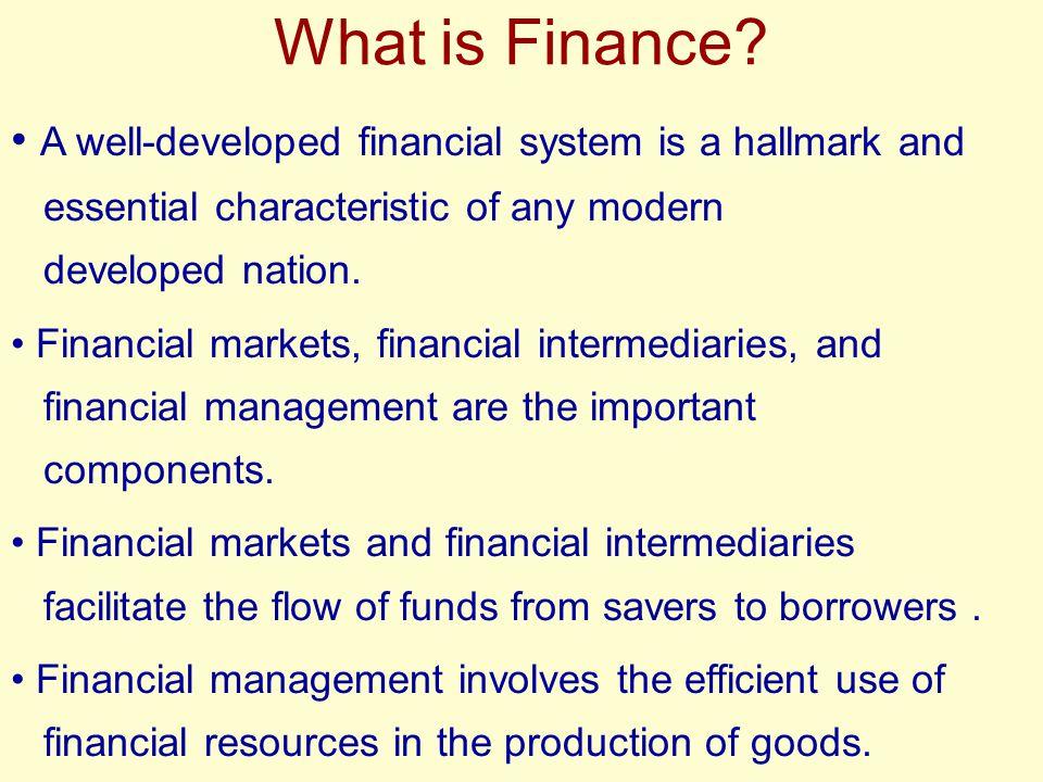 Career Opportunities in Finance