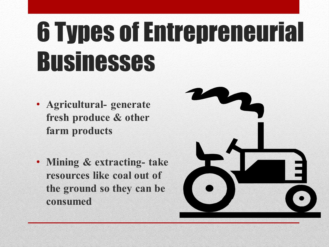 6 Types of Entrepreneurial Businesses