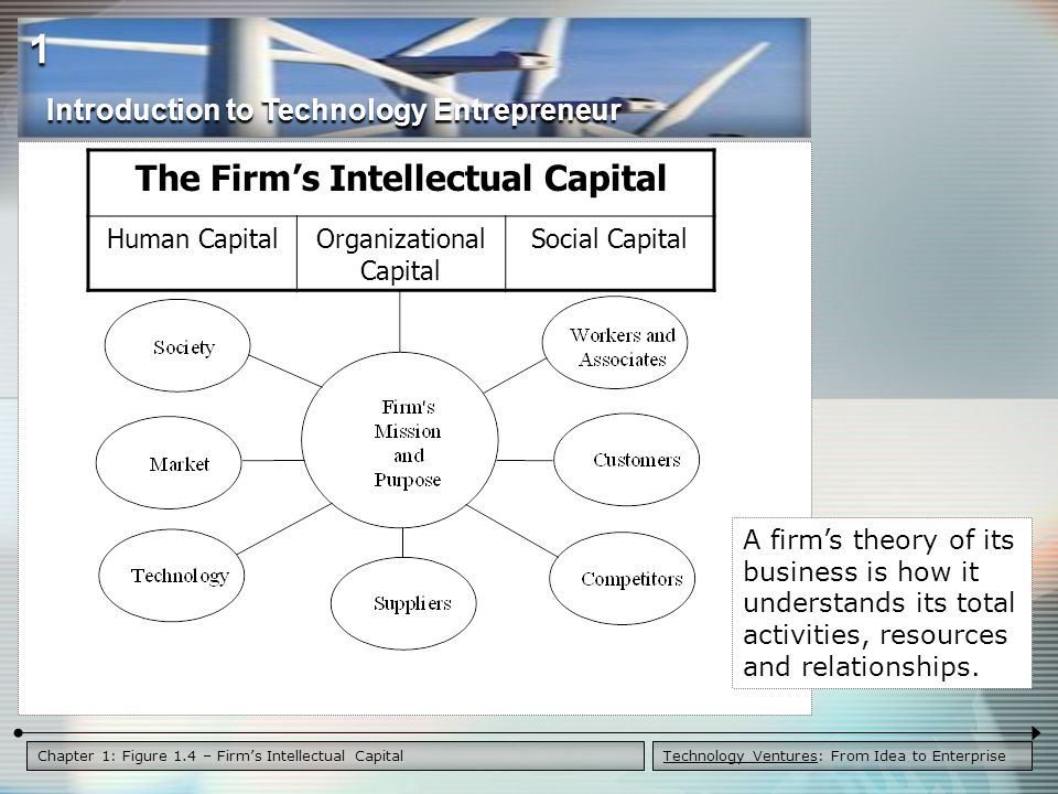 The Firm's Intellectual Capital