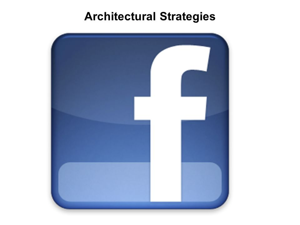 Architectural Strategies