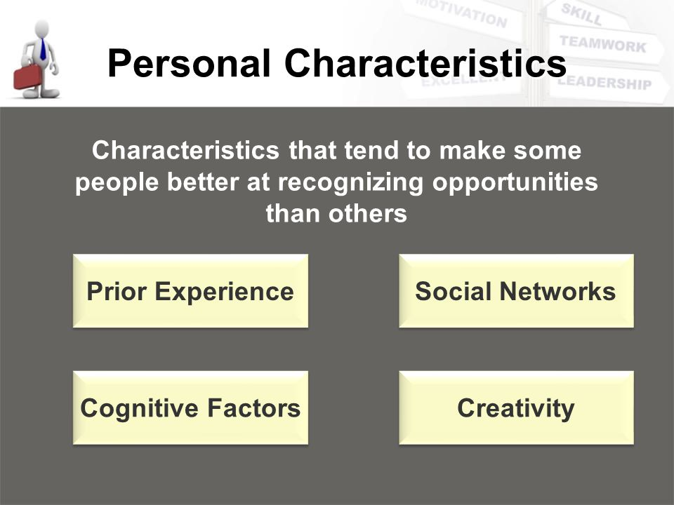 social and personal characteristics A comprehensive list of personality traits to enable you toprovide a description for your personal  the list of personality characteristics  engaging in social.