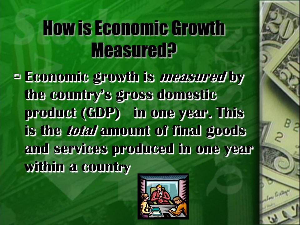 How is Economic Growth Measured