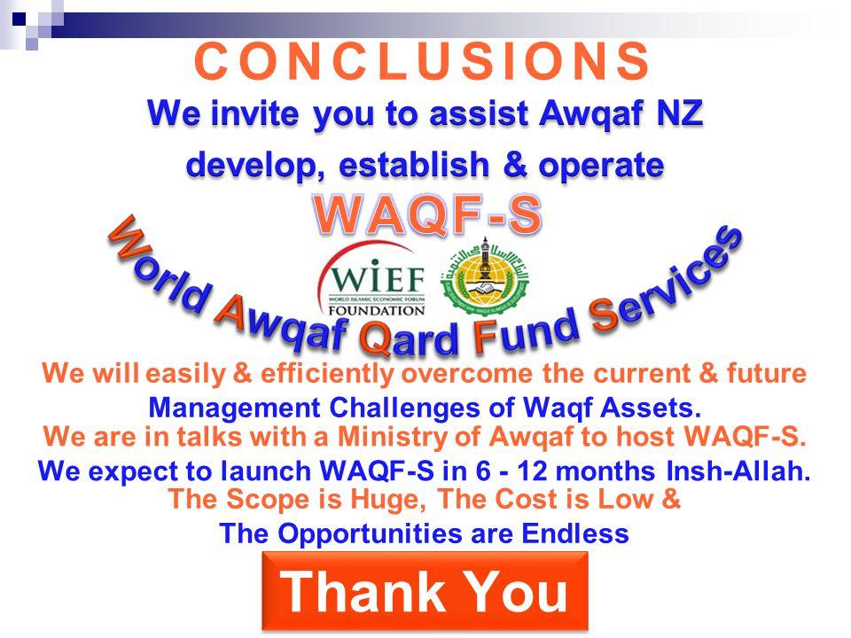 World Awqaf Qard Fund Services