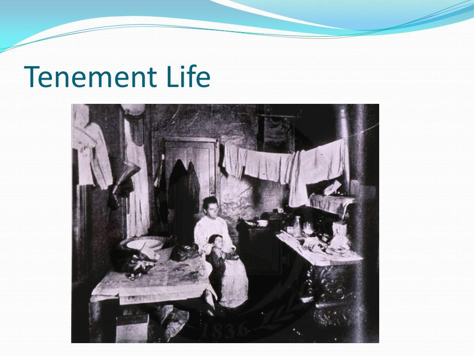 Tenement Life
