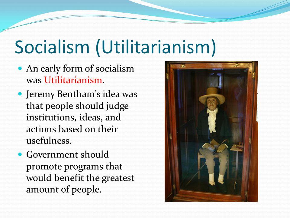 Socialism (Utilitarianism)