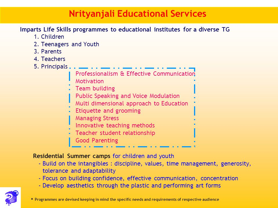 Nrityanjali Educational Services