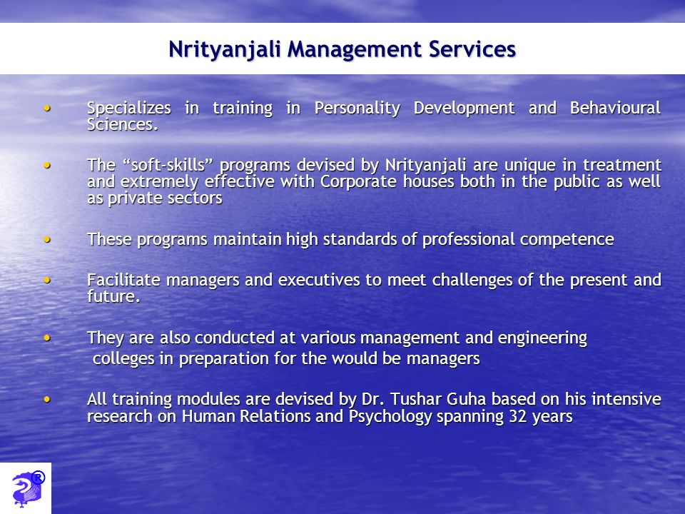 Nrityanjali Management Services