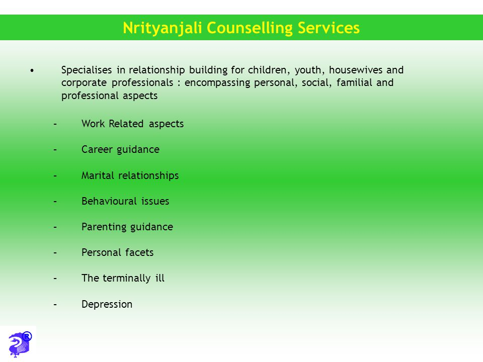 Nrityanjali Counselling Services
