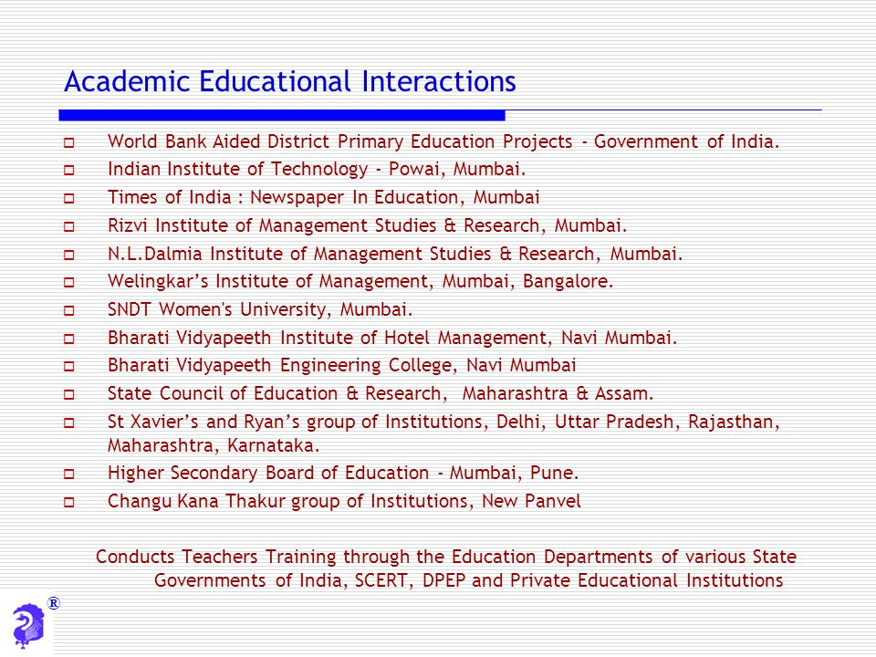 Academic Educational Interactions