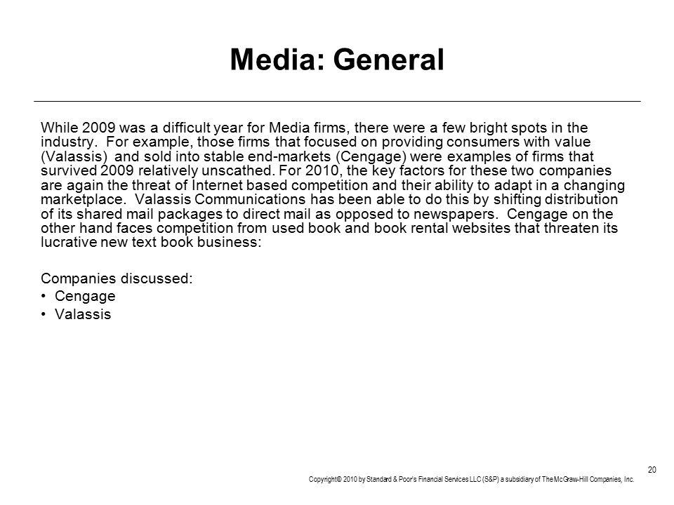 Media: General