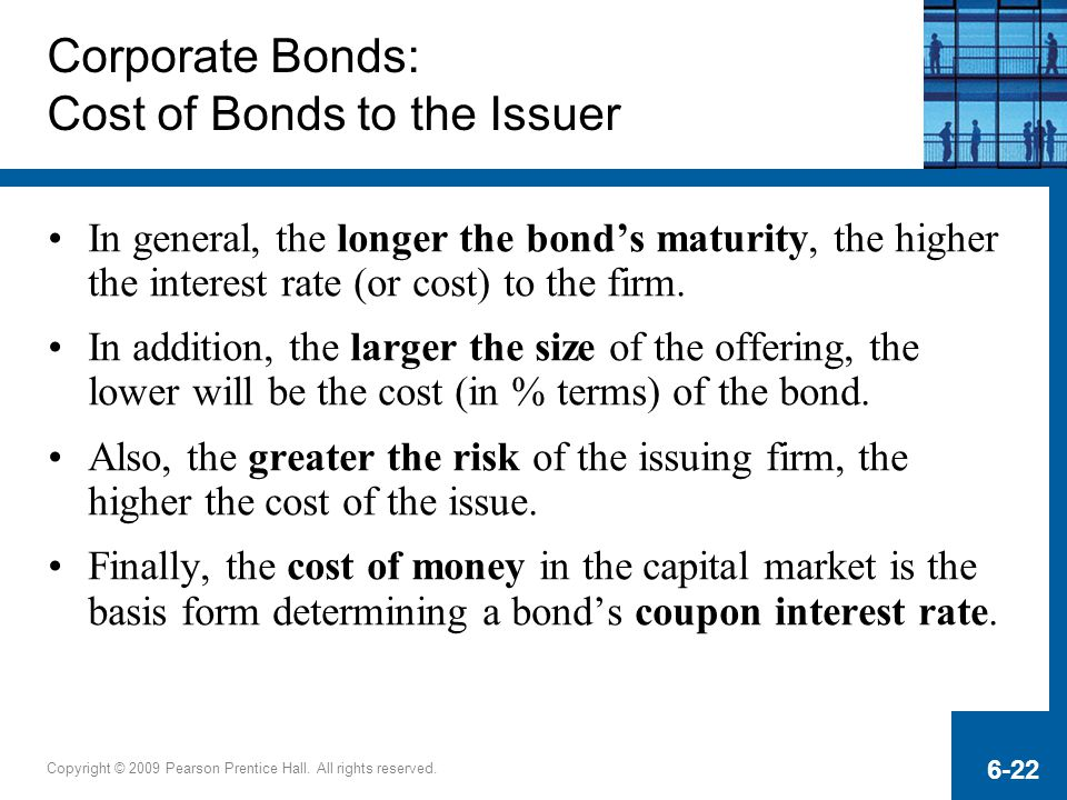 Corporate Bonds: Cost of Bonds to the Issuer