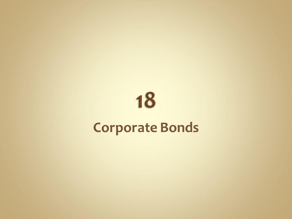 18 Corporate Bonds