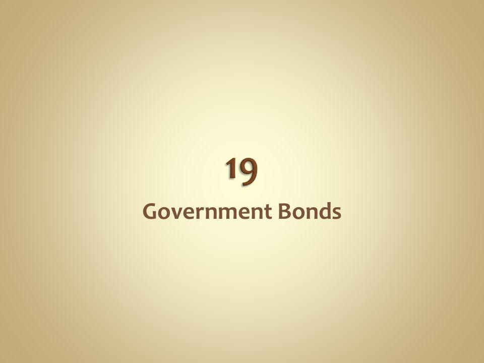 19 Government Bonds