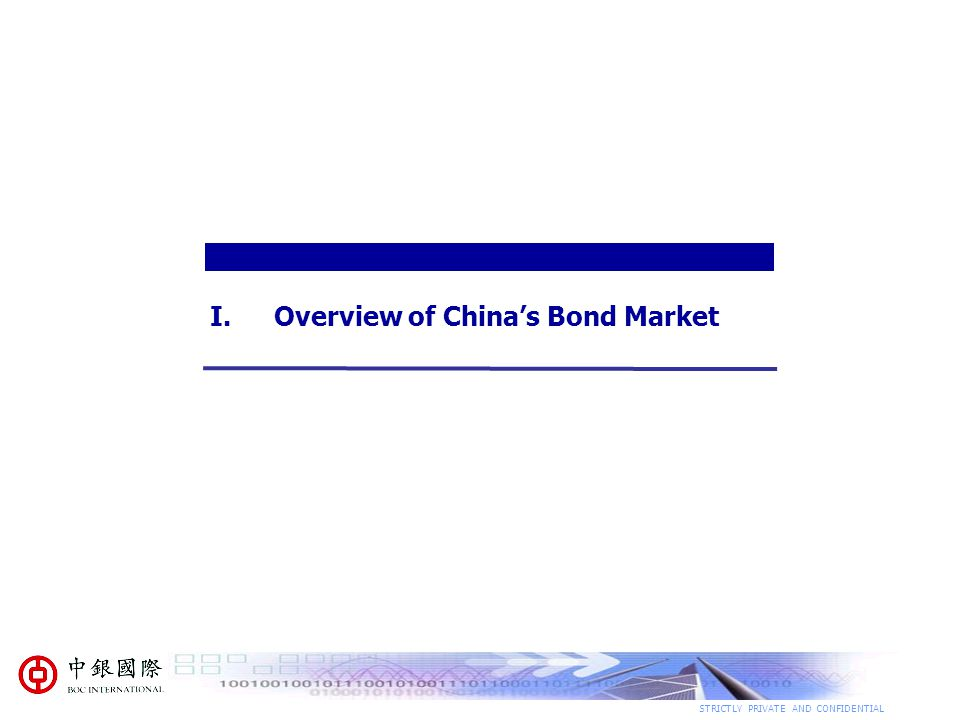 Overview of China's Bond Market
