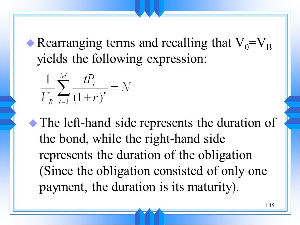 Rearranging terms and recalling that V0=VB yields the following expression: