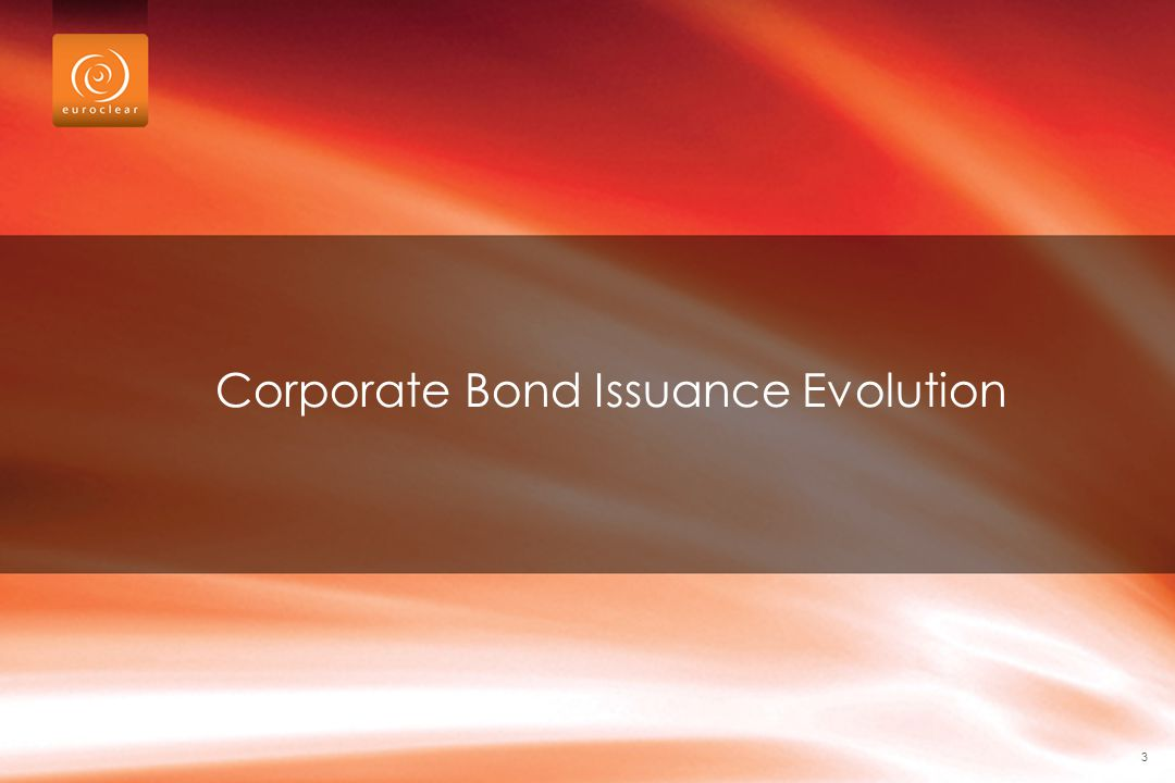 Corporate Bond Issuance Evolution