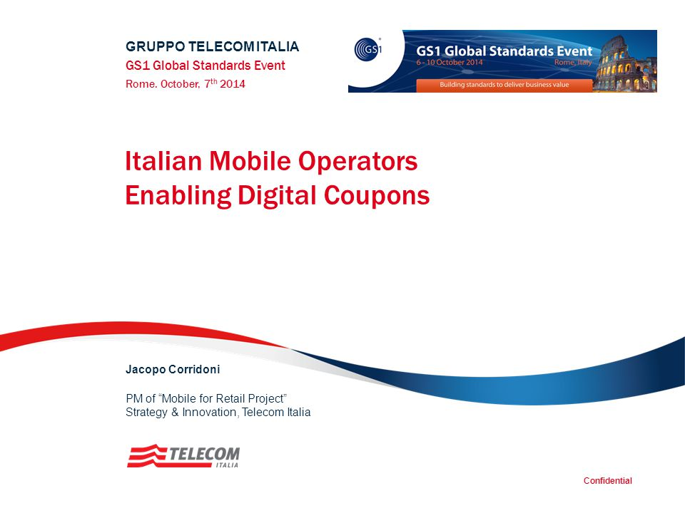 Italian Mobile Operators Enabling Digital Coupons