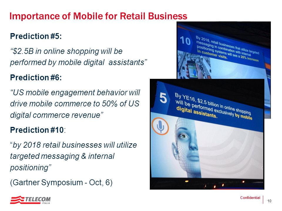 Importance of Mobile for Retail Business