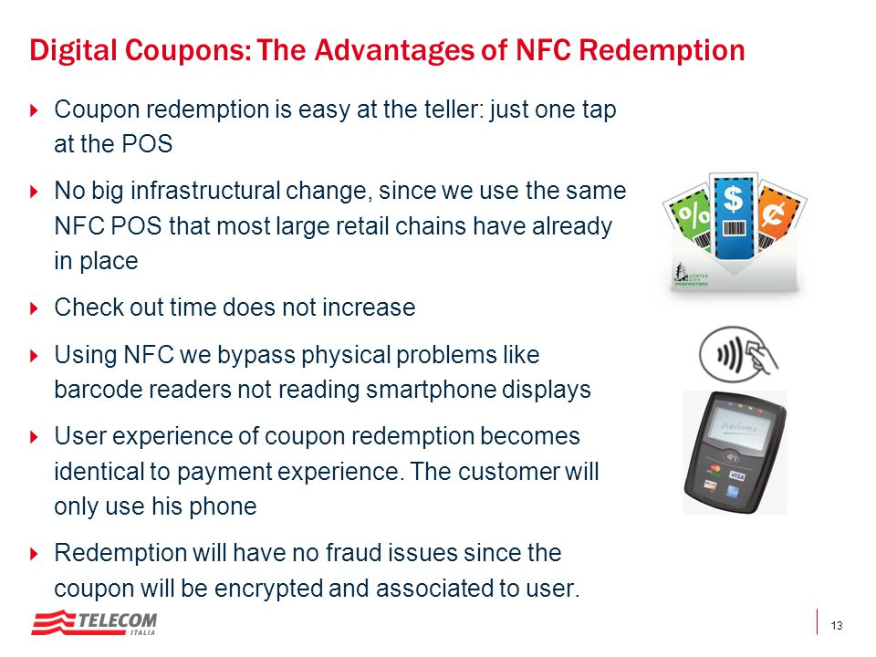 Digital Coupons: The Advantages of NFC Redemption