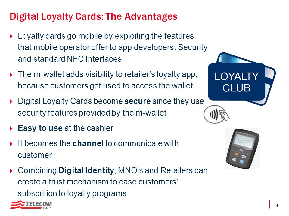 Digital Loyalty Cards: The Advantages