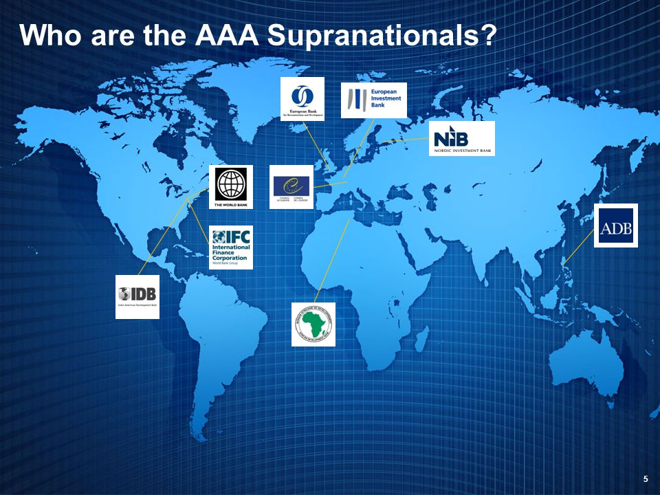 Who are the AAA Supranationals