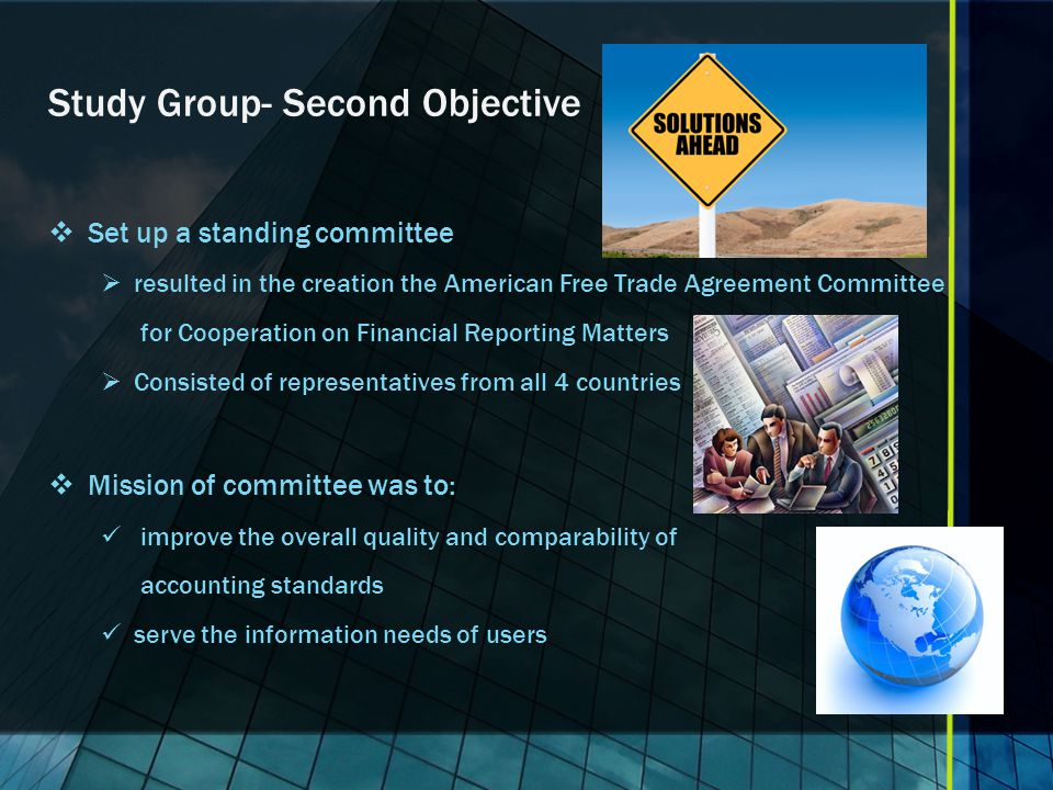 Study Group- Second Objective