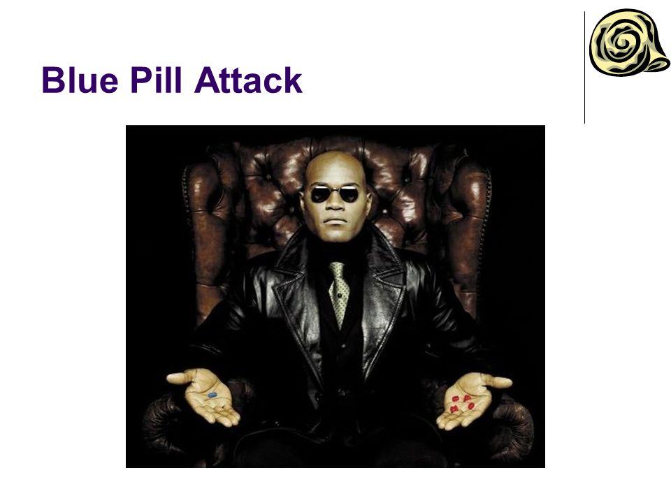 Blue Pill Attack Joanna Rutkowska
