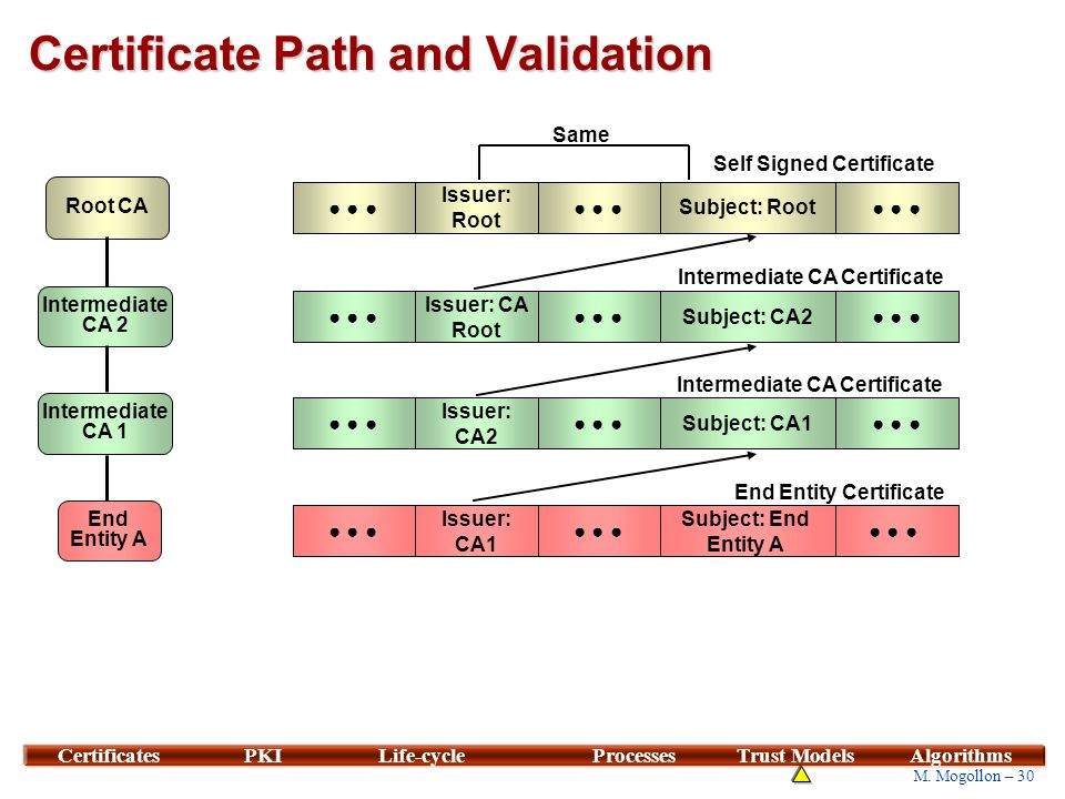 Encryption Algorithms Supported in PKI