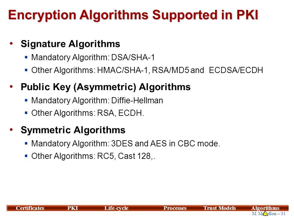 Models for PKI Deployment