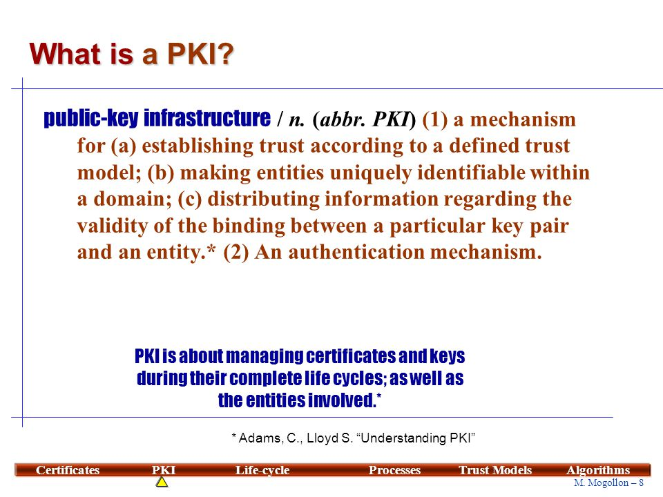 access control authentication and public key infrastructure pdf