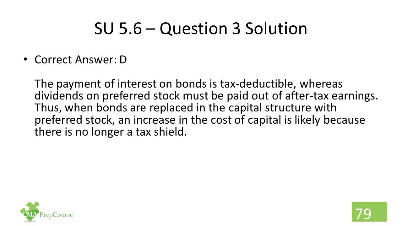 SU 5.6 – Question 3 Solution