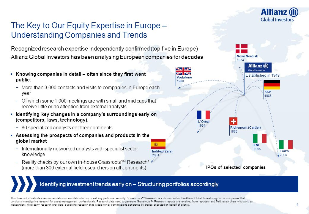 The Key to Our Equity Expertise in Europe – Understanding Companies and Trends