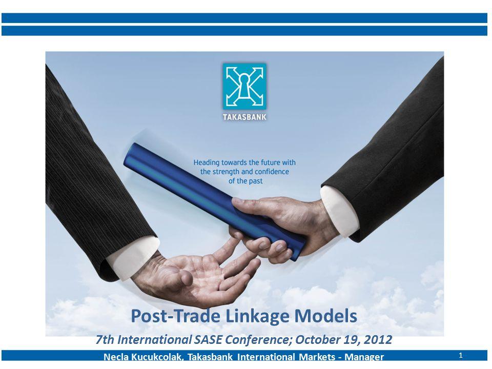 Post-Trade Linkage Models