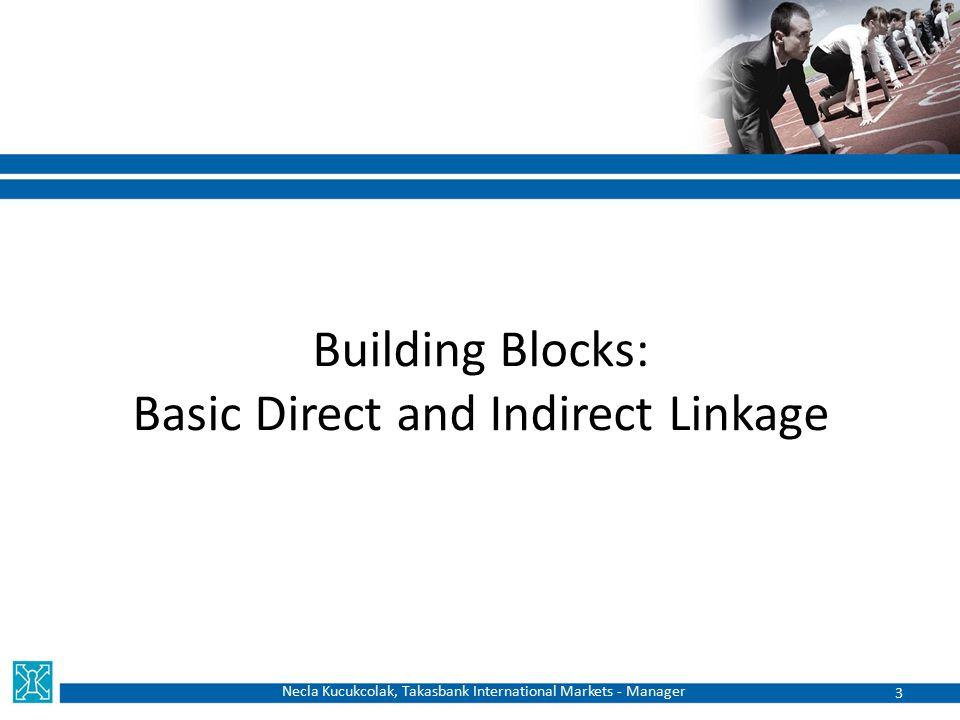 Building Blocks: Basic Direct and Indirect Linkage