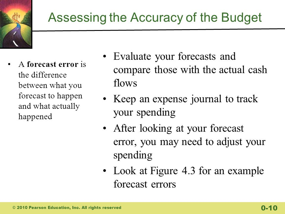 Assessing the Accuracy of the Budget