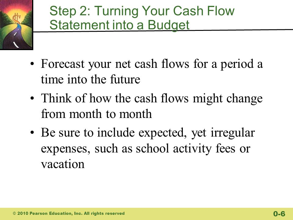 Step 2: Turning Your Cash Flow Statement into a Budget