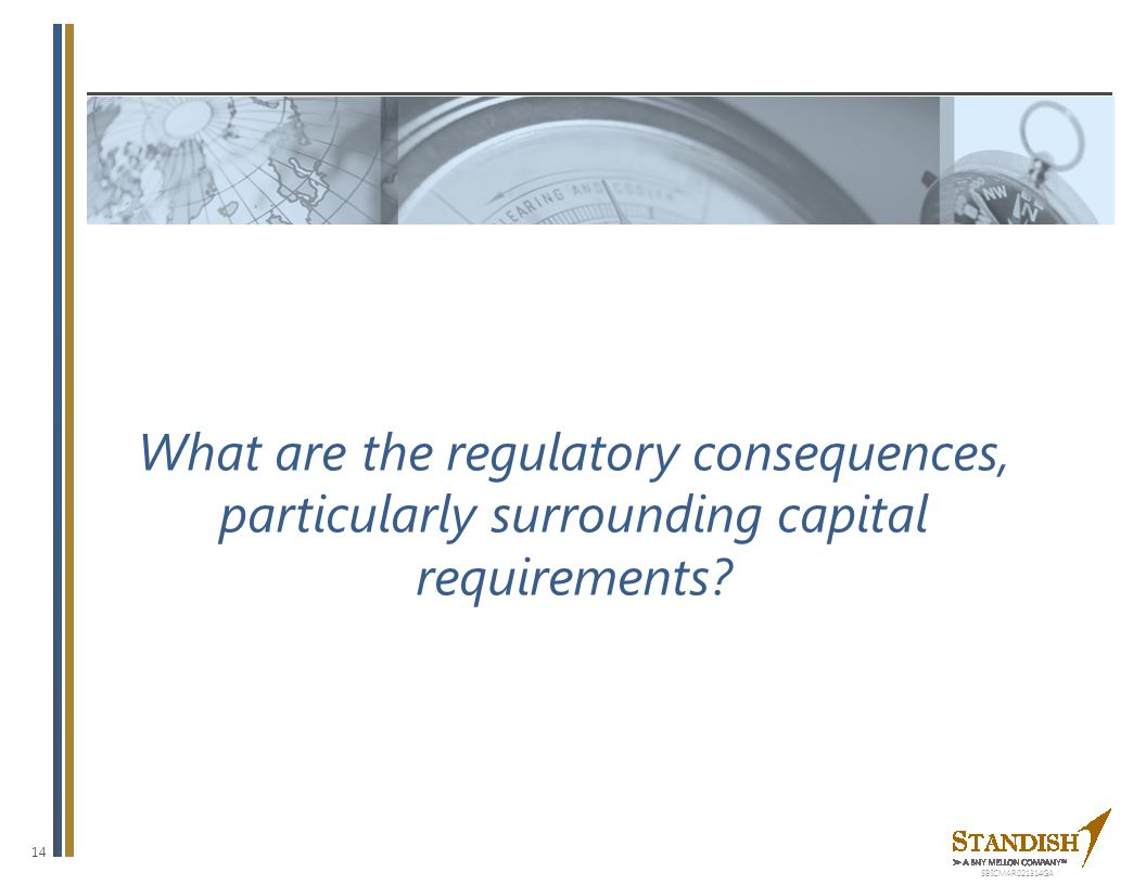 Tim Regulatory Matters Dodd-Frank – U.S. Solvency II Directive – EU