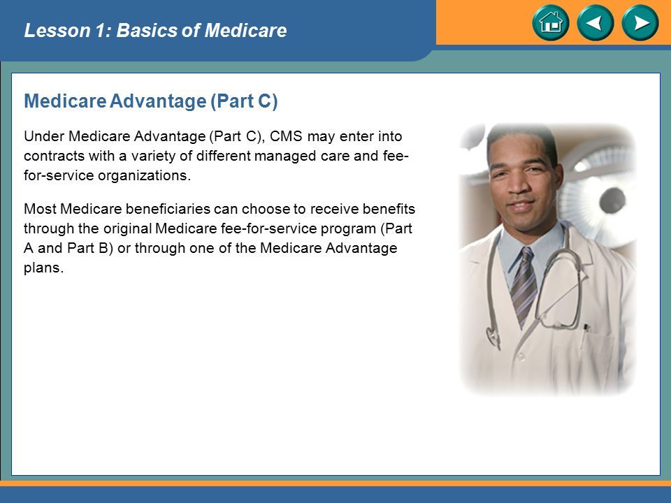 Medicare Advantage (Part C)