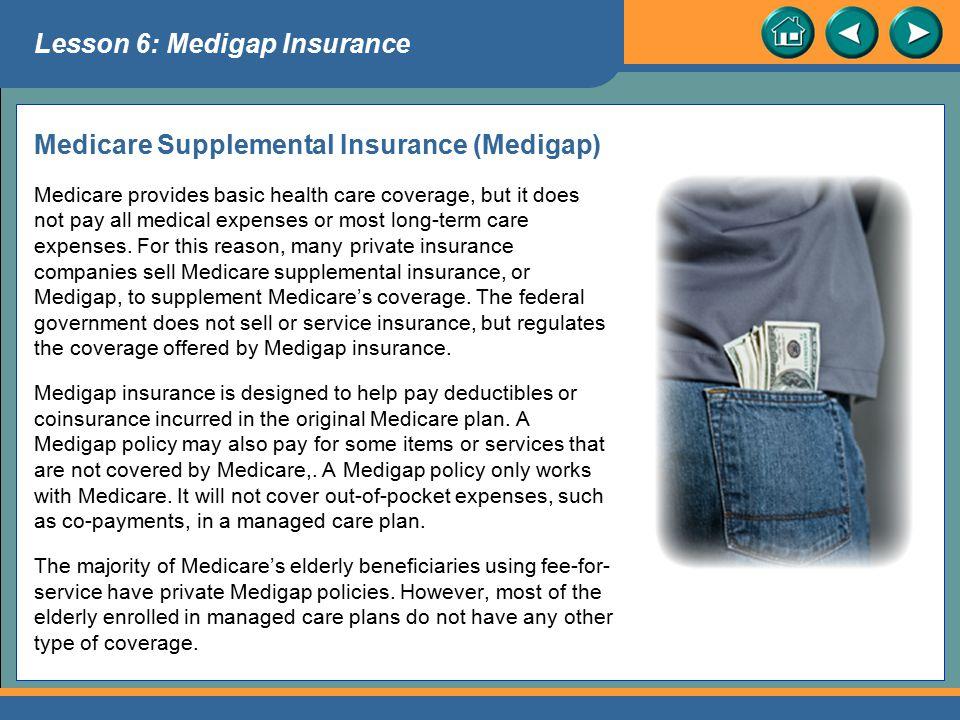 Medicare Supplemental Insurance (Medigap)