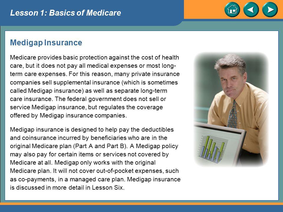 Lesson 1: Basics of Medicare