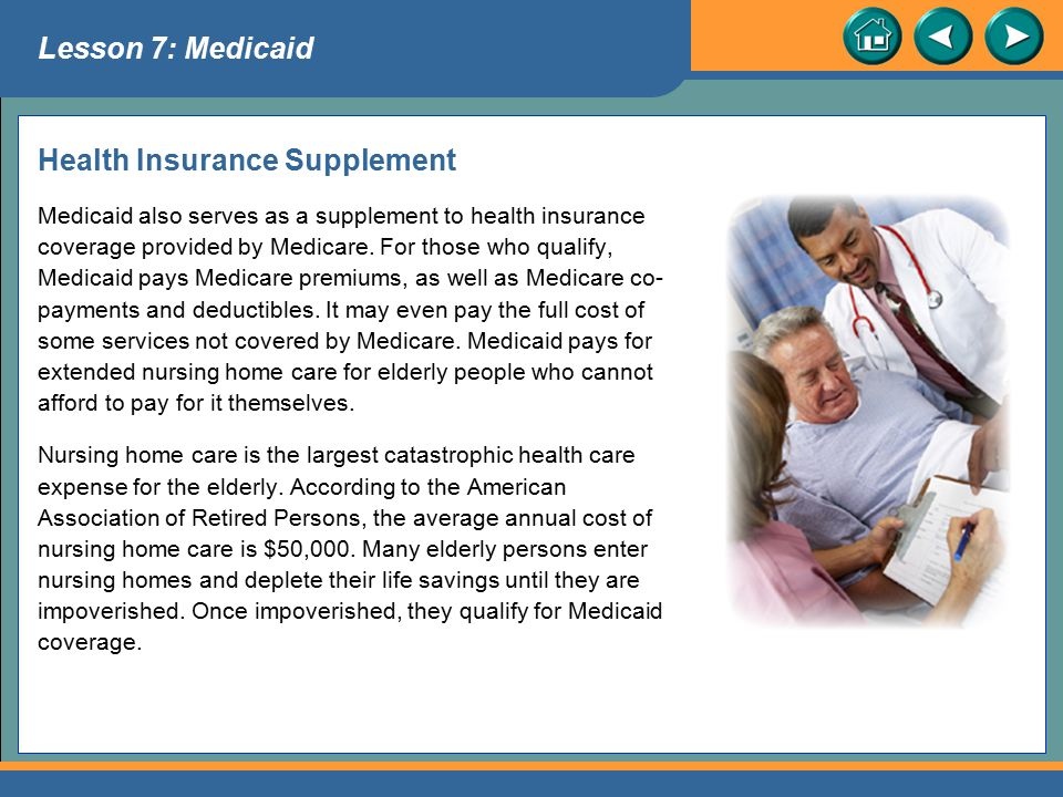 Health Insurance Supplement