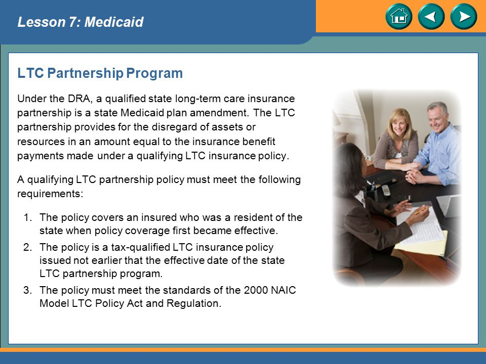LTC Partnership Program