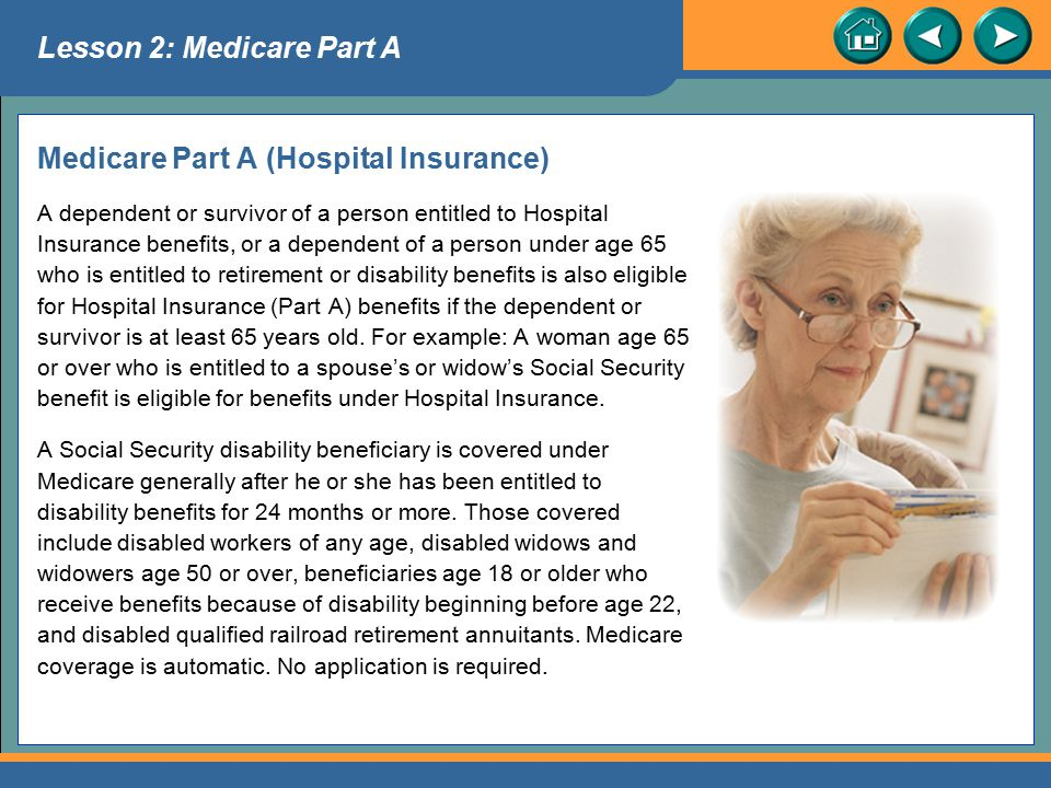 Medicare Part A (Hospital Insurance)