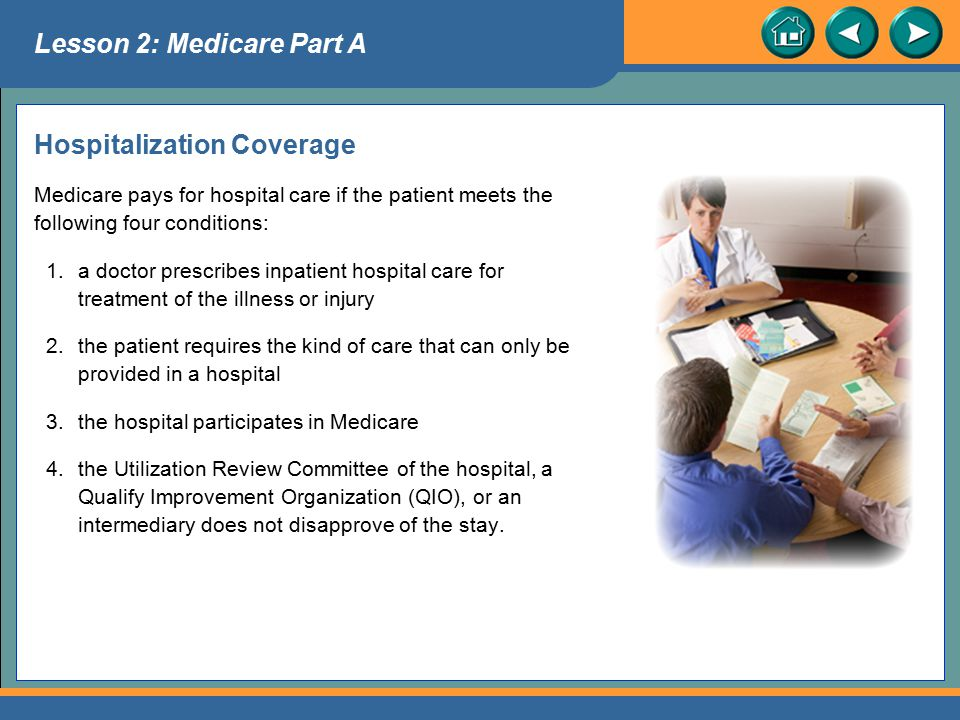 Hospitalization Coverage