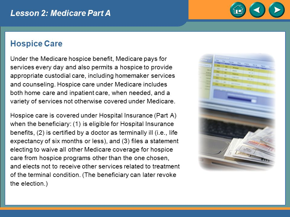 Lesson 2: Medicare Part A